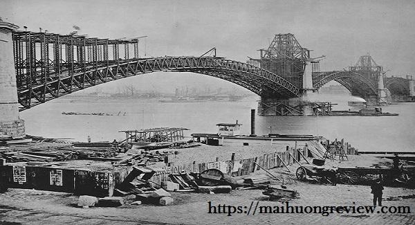 Cây Cầu Bắc Qua Sông Mississippi của Andrew Carnegie
