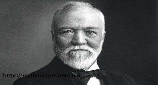 Tiểu sử người thành công của Andrew Carnegie