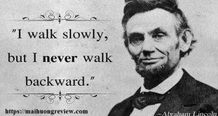 Cuộc đời và sự nghiệp của Tổng thống Abraham Lincoln