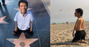 Cuộc đời người đàn ông khuyết tật Việt Nam đầu tiên được vinh danh trên Đại lộ Danh vọng Hollywood