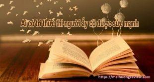 Con người đã có chi thức và trí tuệ, chẳng sợ sẽ không có của cải!