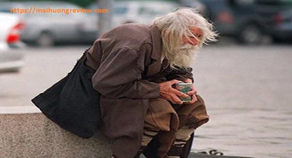 Nghèo không đáng sợ bằng cái nghèo tâm hồn, nghèo trí tuệ